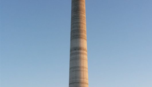 Conical Chimneys Posco Fortaleza